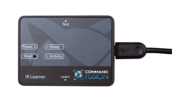 CommandFusion IR Learner
